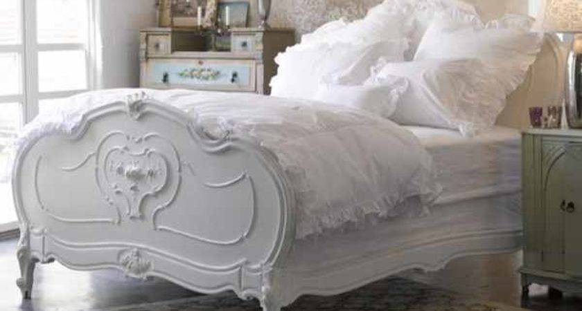 Shabby Chic Bedding White Reference