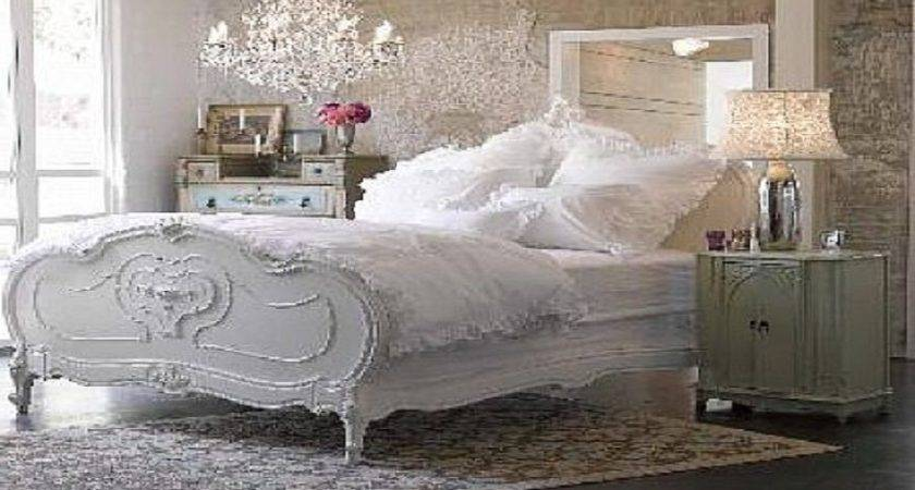 Shabby Chic Bedroom Furniture French Window Design