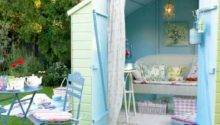 Shabby Chic Summer Houses Heart
