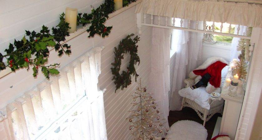 Shabby Chic Tiny Retreat House Decorated