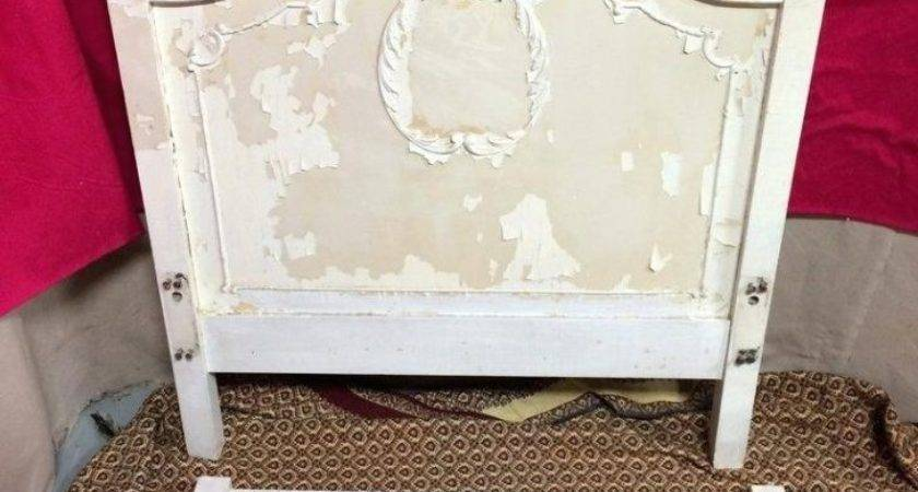 Shabby Chic Twin Headboard Marcelalcala