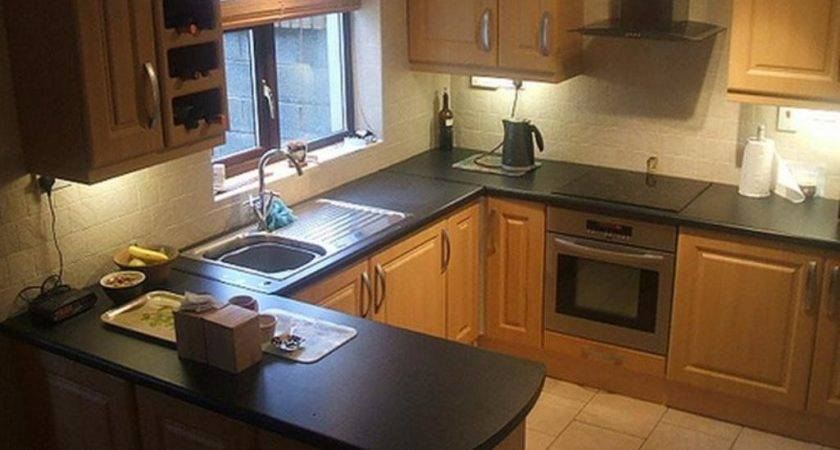 Shaped Kitchen Designs Best Design Small