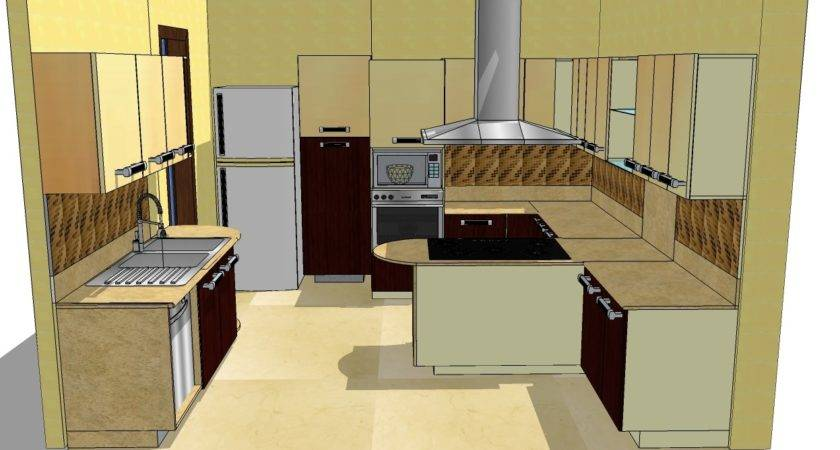 Shaped Kitchen Designs High Quality Home Design