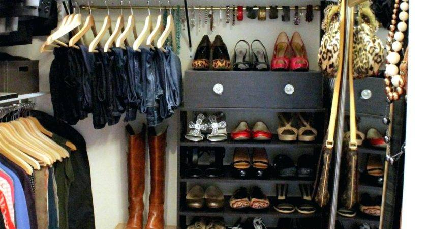 Shoe Organizer Ideassmall Space Clothing Storage Ideas