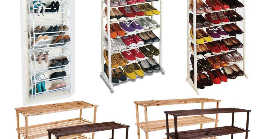 Shoe Rack Storage Organiser Unit Portable