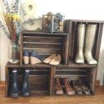 Shoe Storage Ideas Home Design Inspiration