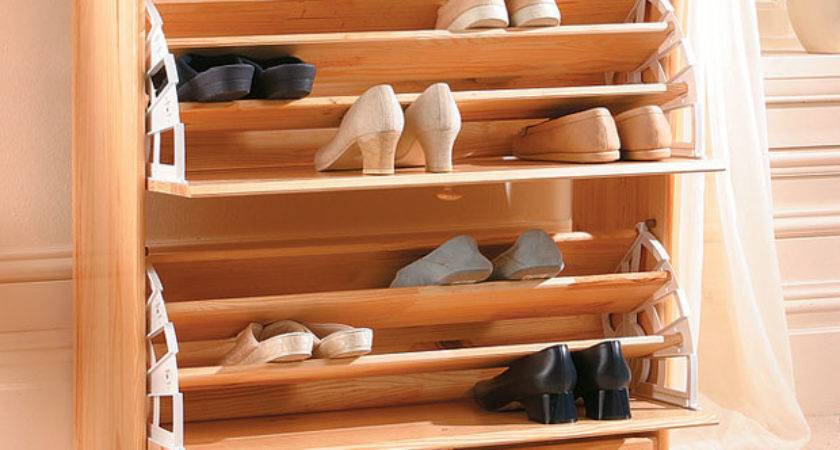 Shoe Storage Solutions Tips Ideas Interior Fans