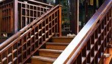 Showing Wooden Balustrade Design