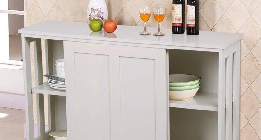 Sideboards Amusing White Buffet Cabinet Table Ikea