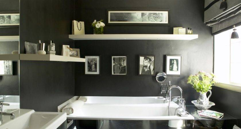 Simple Comfortable Guest Bathroom Ideas Limited Space