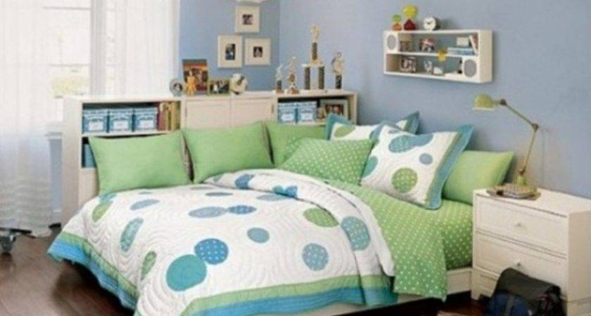 Simple Fresh Design Ideas Teen Girl Bedroom