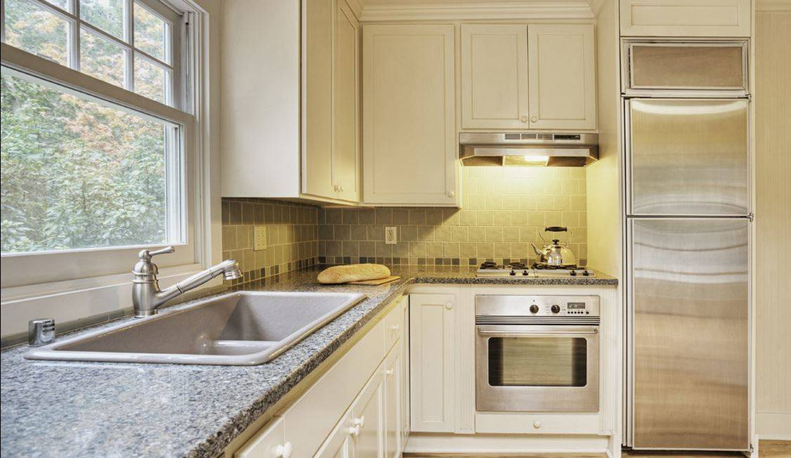 Simple Kitchen Design Very Small House Homes Decor