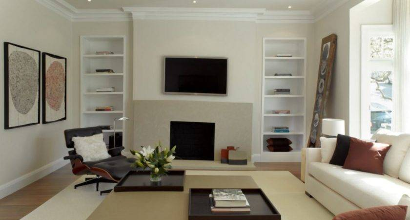 Simple Living Room Decorating Ideas Modern House
