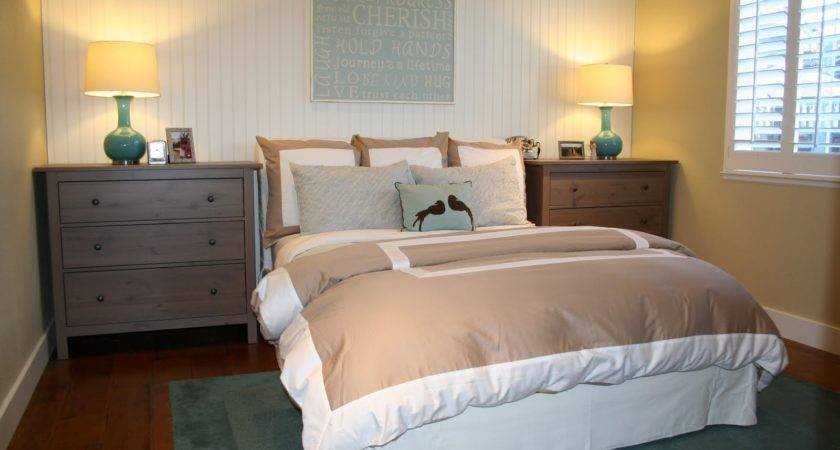 Simple Modern Guest Bedroom Decor Ideas Small Space