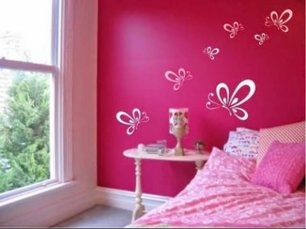 23 Photos And Inspiration Simple Bedroom Wall Painting Ideas Homes Decor