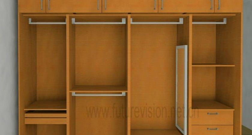 Simple Wardrobe Designs Small Bedroom Indelink