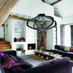 Simplistic Modern Country Loft Design Decoholic