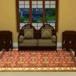 Sims Blog Moroccan Living Bedroom Set