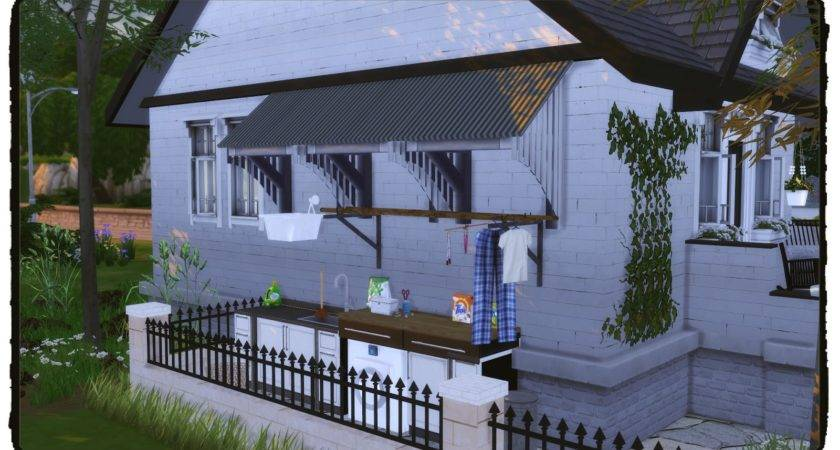 Sims Small But Cozy House Dinha