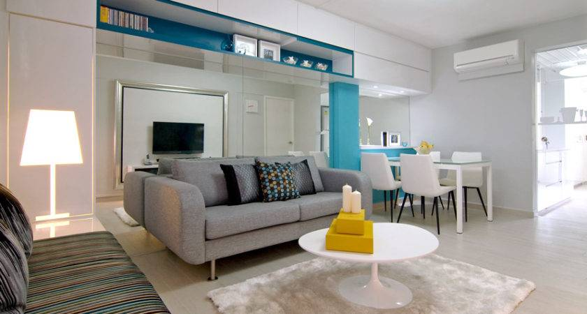 Singapore Flat Multifunctional Makeover