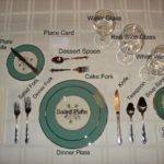 Slave Journeys Essential Skills Formal Dining