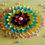 Sleek Paper Craft Decoration Home Apply Right Now