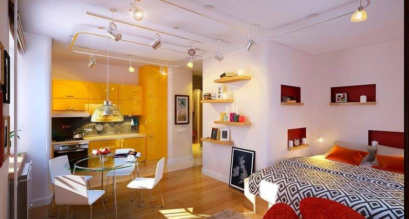 Small Apartment Decorating Ideas Increase Space