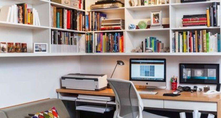 Small Apartment Home Office Design Ideas Remodels Photos