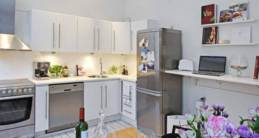 Small Apartment Kitchen Designs