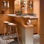Small Bar Counter Home Design