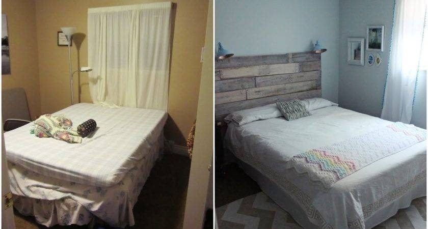 Small Bedroom Makeover Budget Design