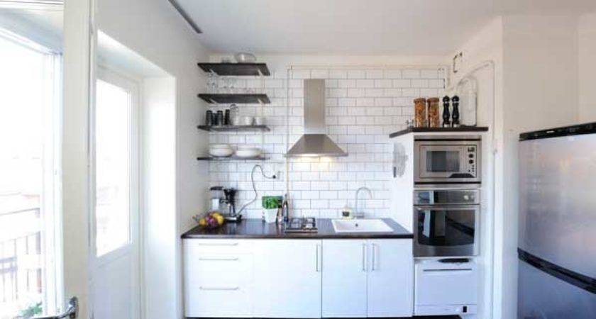Small But Fantastic Penthouse Apartment Stockholm