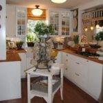 Small Cottage Kitchen Home Design Ideas Remodel