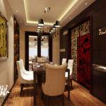 Small Dining Room Interior Design Ideas