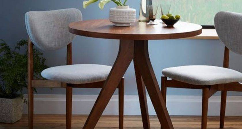 Small Dining Tables Teeniest Spaces