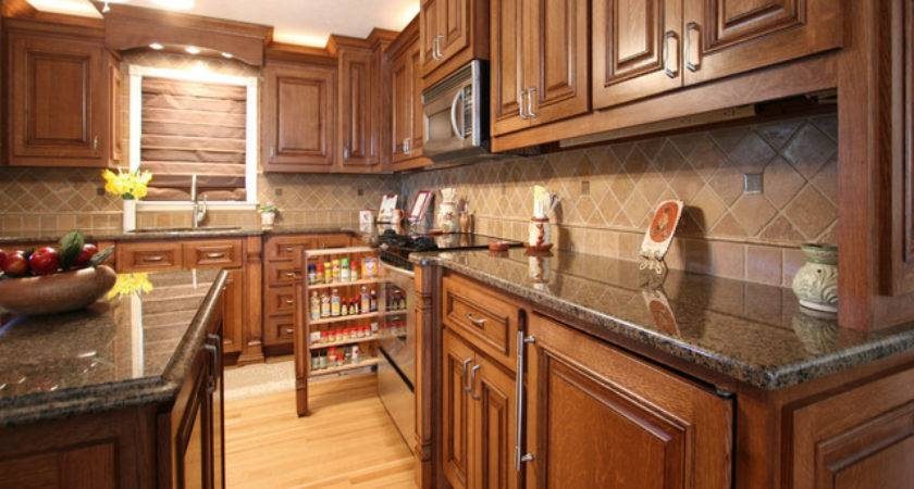 Small Elegant Kitchen Remodels Traditional