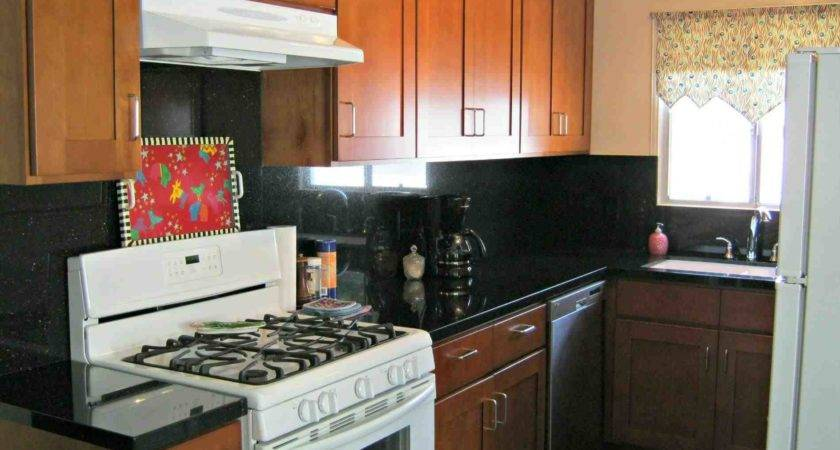 Small Galley Kitchen Remodel Before After
