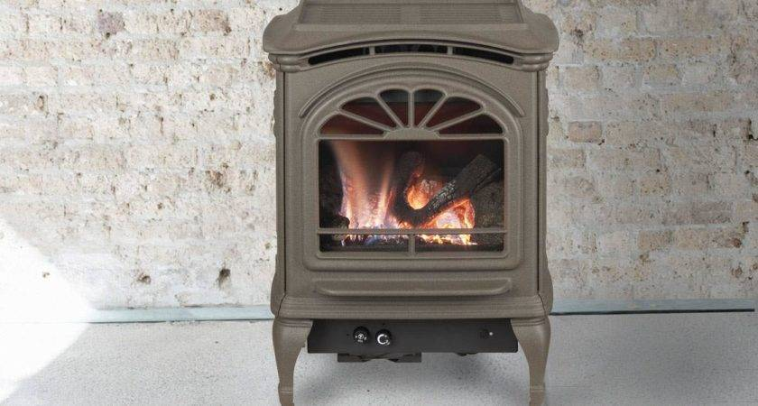 Small Gas Fireplace Stove Designs