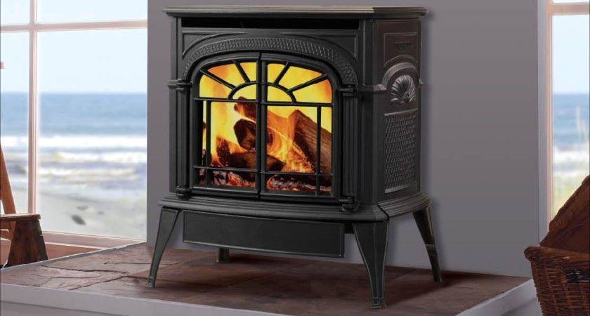 Small Gas Stove Fireplace Designs