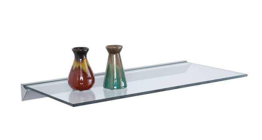 Small Glass Floating Shelves Home Decorations Diy