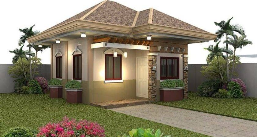 Small House Exterior Look Interior Design Ideas