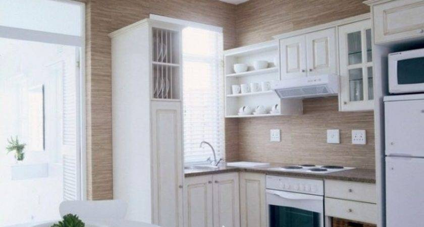 Small Kitchen Design Ideas Shaped Archives Home