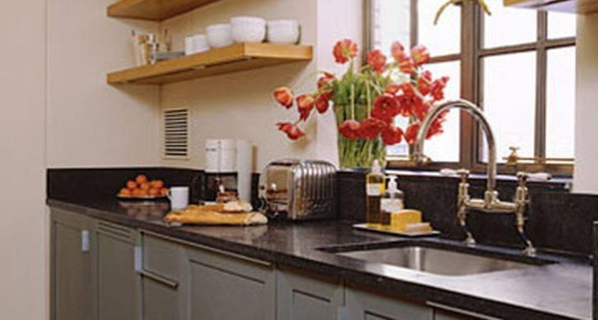 Small Kitchen Shelves Ideas Decor Design