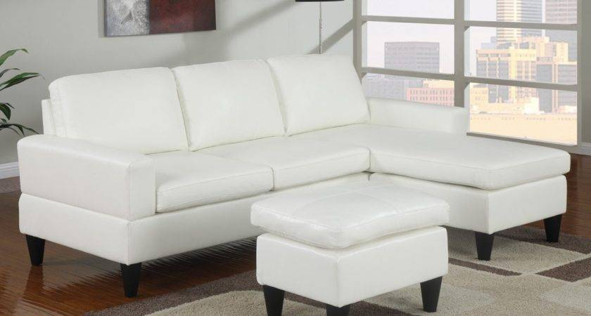 Small Leather Sectional Sofas Living Room