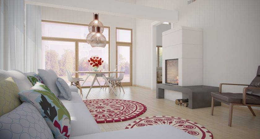 Small Living Room Dining Combo Design Ideas