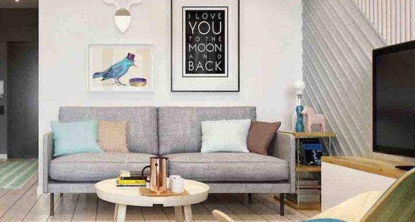 Small Living Room Ideas Make Most Space