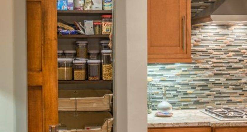 Small Pantry Houzz