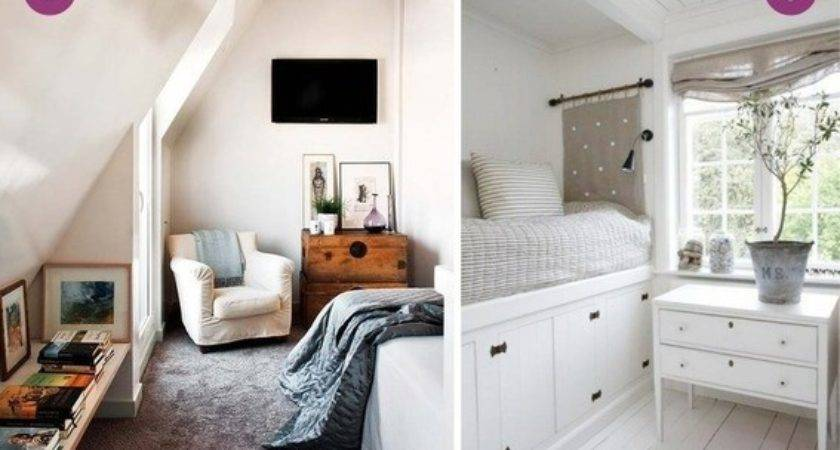 Small Room Design Affordable Creation Guest Beds