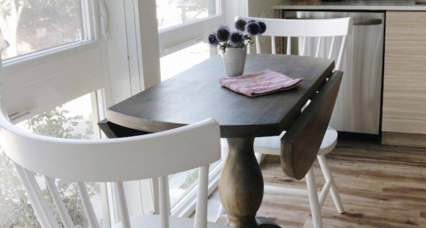 Small Space Dining Table Solutions Peenmedia