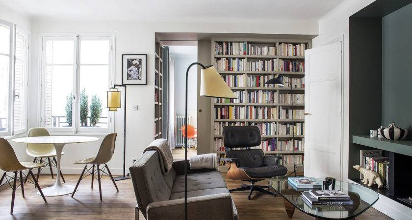 Small Space Ideas Steal Tiny Paris Apartment